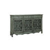 This item: Green Three-Drawer Three-Door Buffet