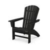 This item: Nautical Black Curveback Adirondack Chair