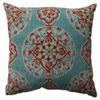 This item: Mirage Medallion Capri 16.5-Inch Throw Pillow
