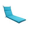 This item: Veranda Blue Outdoor Chaise Lounge Cushion