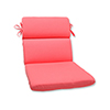 This item: Fresco Pink Outdoor Rounded Corner Chair Cushion