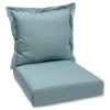 This item: Canvas Spa Outdoor Deep Seating Cushion and Back Pillow with Sunbrella Fabric