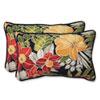 This item: Clemens Noir Rectangular Outdoor Throw Pillow, Set of 2