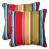 This item: Westport Garden 18.5-Inch Outdoor Throw Pillow, Set of 2