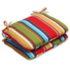 This item: Westport Garden Rounded Corners Outdoor Seat Cushion, Set of 2
