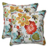 This item: Outdoor / Indoor Alatriste Ivory 18.5-Inch Throw Pillow (Set of 2)