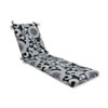 This item: Outdoor / Indoor Sophia Graphite Chaise Lounge Cushion 80x23x3