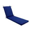 This item: Fresco Navy Chaise Lounge Cushion