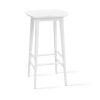 This item: Hilton White 30-Inch Barstool