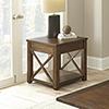 This item: Lenka Mocha Oak End Table