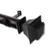 This item: Bach Black 28-48 Inches Curtain Rod