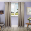 This item: Beige 52 W x 84 H In. Blackout Curtain