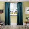 This item: Turquoise 180 W x 108 H In. Blackout Curtain