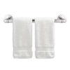 This item: Satin Nickel 30 Inches Pipe Design Towel Rack
