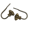 This item: Flair Antique Brass Holdback Set of 2