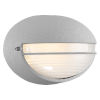 This item: Clifton Satin 9-Inch LED Outdoor Wall Mount