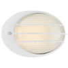 This item: Cabo White LED Outdoor Wall Mount