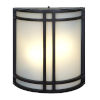 This item: Artemis Bronze Two-Light LED Outdoor Wall Mount