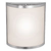 This item: Artemis Brushed Steel 10-Inch Two-Light Led Wall Sconce
