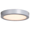 This item: Ulko Exterior Silver 9-Inch Led Outdoor Flush Mount