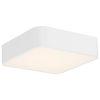 This item: Granada White 12-Inch LED Flush Mount