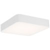This item: Granada White 16-Inch LED Flush Mount