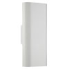 This item: Bi-Punch White Led Wall Sconce