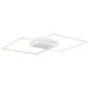 This item: Squared White 31-Inch Led Wall Sconce