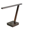 This item: TaskWerx 14-Inch Bronze One-Light LED Linear Desk Lamp