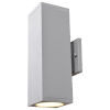 This item: Bayside Satin Two-Light LED Wall Sconce