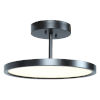 This item: Sphere Oil Rubbed Bronze LED Flush Mount