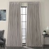 This item: Beige Linen Extra Wide Blackout Curtain Single Panel