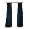 This item: Blue 120 x 50 In. Blackout Velvet Pole Pocket Single Panel Curtain