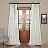 This item: Smokey Cream 120 x 50-Inch Blackout Curtain Panel Pair