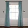 This item: Skylark Blue 96 x 50-Inch Signature Blackout Velvet Curtain Single Panel