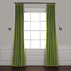 This item: Basque Green 120 x 50-Inch Signature Blackout Velvet Curtain Single Panel