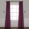 This item: Cabernet 96 x 50-Inch Signature Blackout Velvet Curtain Single Panel