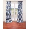 This item: Mecca Blue 108 x 50-Inch Curtain Single Panel