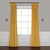 This item: California Gold 108 x 50 In. Plush Velvet Curtain Single Panel