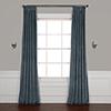 This item: Blue 96 x 50 In. Plush Velvet Curtain Single Panel