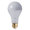 This item: Frost Silver Bowl Incandescent A21 Standard Base Warm White 1050 Lumens Light Bulb