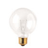 This item: Clear G25, E26 2700K 40W Incandescent Bulb, Pack of 24