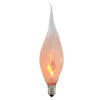 This item: Silicone Incandescent CA5 Candelabra Base Warm White Lumens Light Bulb