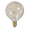 This item: Amber Marble G16.5, E12 K 40W Incandescent Bulb, Pack of Six