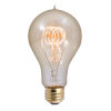 This item: Antique A23, E26 2200K 40W Incandescent Bulb, Pack of Four