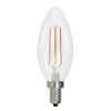 This item: Clear B11, E12 3000K 4.5W LED Bulb, Pack of Four