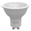 This item: LED PAR16 50 Watt Equivalent GU10 Twist Lock Base Soft White 420 Lumens Light Bulb, Pack of 3