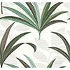 This item: Antonina Vella Deco Off White El Morocco Palm Wallpaper