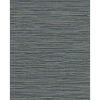This item: Color Digest Dark Blue Ramie Weave Wallpaper
