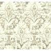 This item: Impressionist Tan Batik Damask Wallpaper